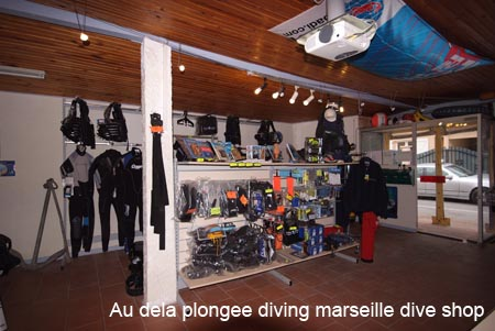 You are browsing images from the article: Dive shop Marseille Provence Diving